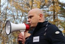 Русский националист Константин Косов одержал победу на муниципальных выборах в Санкт-Петербурге