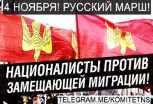 Русский Марш 2019 в регионах. Мы вернём себе Россию! Мы вернём себе свободу!
