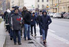 В Санкт-Петербурге Русский Марш прошёл в формате возложения цветов в память о русских героях