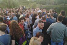 Жители Бутово вышли на сход против празднования Курбан-байрама в их районе